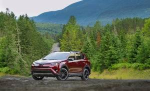 2018 Toyota RAV4 Adventure Forest