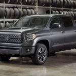2018 Toyota Tundra TRD Sport Grey