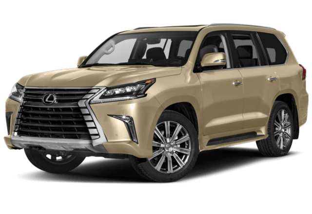 Lexus land cruiser 2017