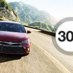 2017 Toyota Camry mpg