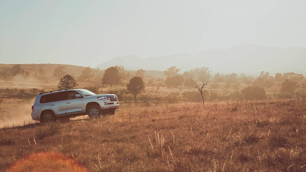 Toyota Land Cruiser Power