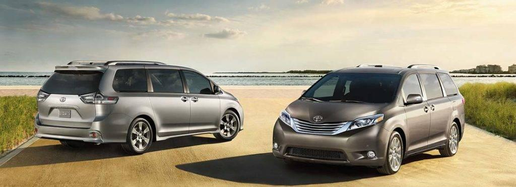 which 2017 toyota sienna trim level is right for you. Black Bedroom Furniture Sets. Home Design Ideas