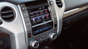 2017 Toyota Tundra Touchscreen