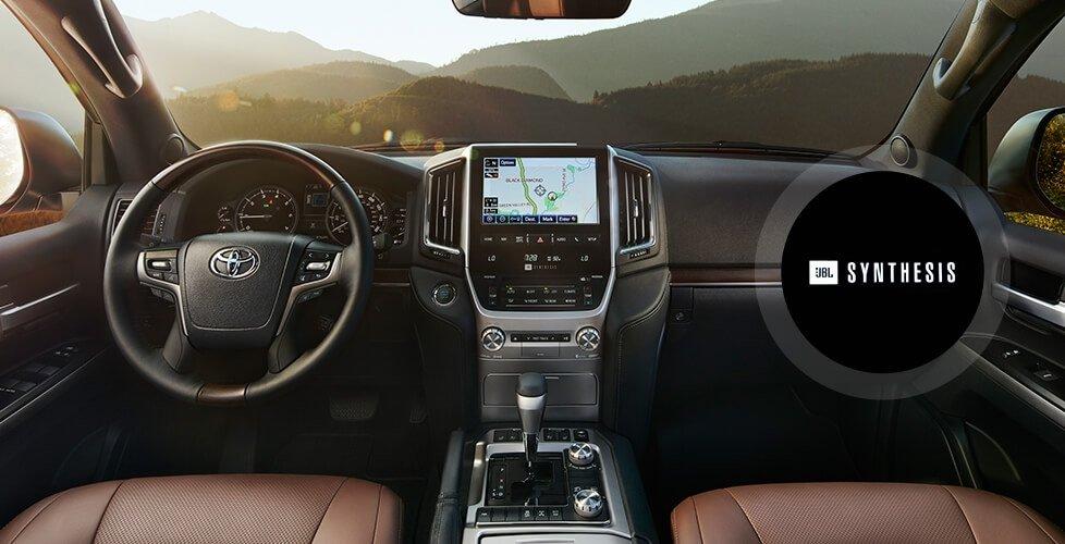 2018 Toyota Land Cruiser vs  2018 Lexus LX 570