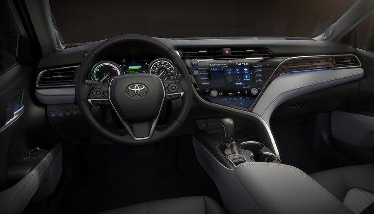 2018 Toyota Camry Interior Cabin