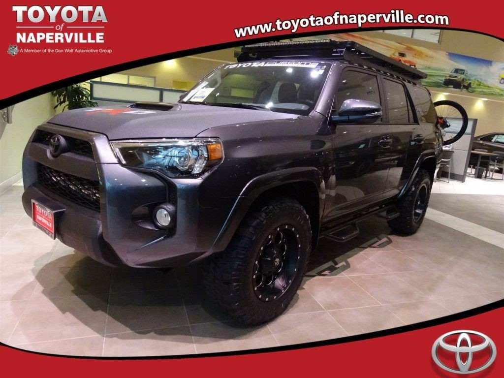 New 2017 Toyota 4Runner TRD Off-Road Premium