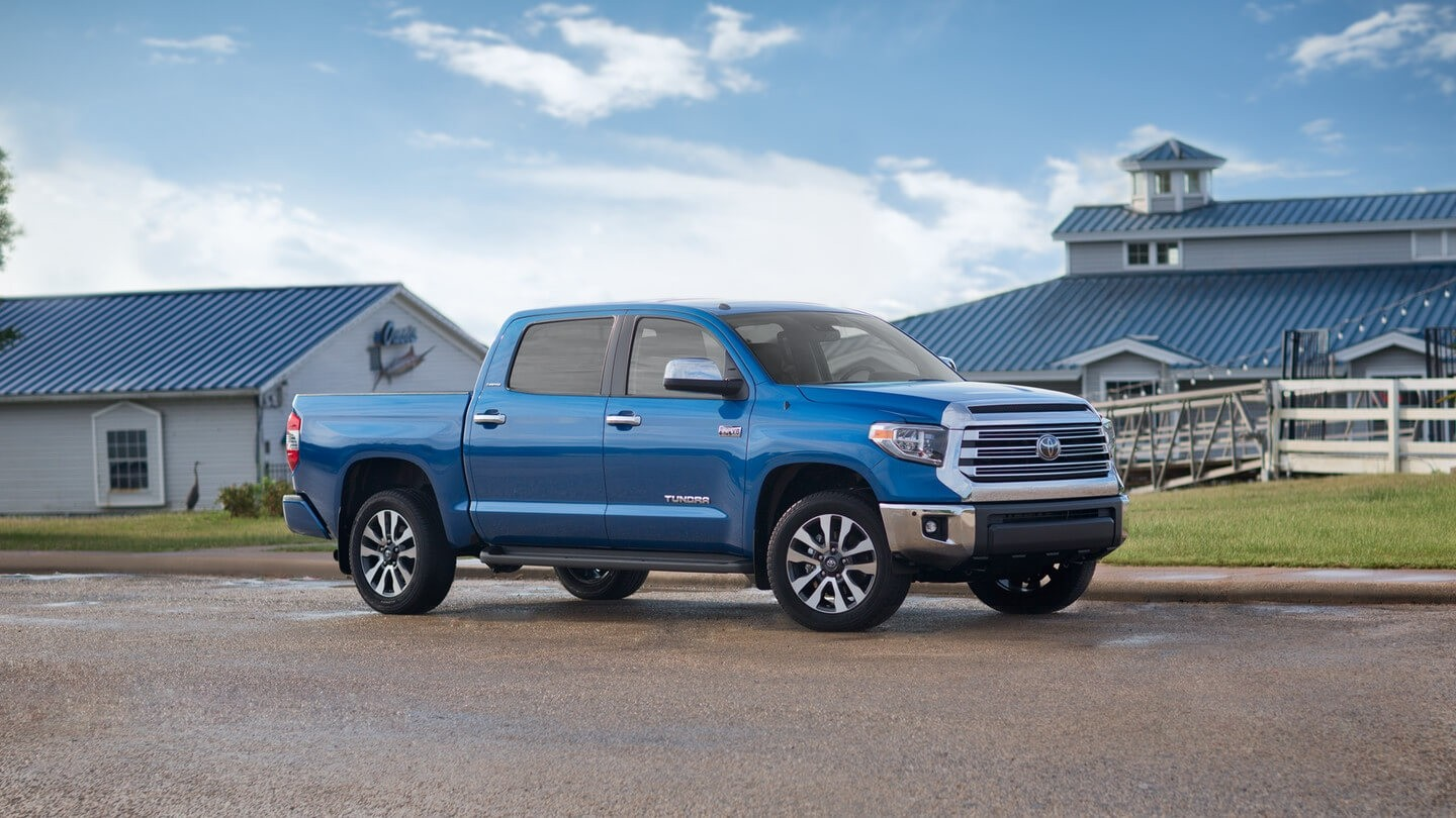 2018 Toyota Tundra Limited CrewMax | Toyota of Naperville
