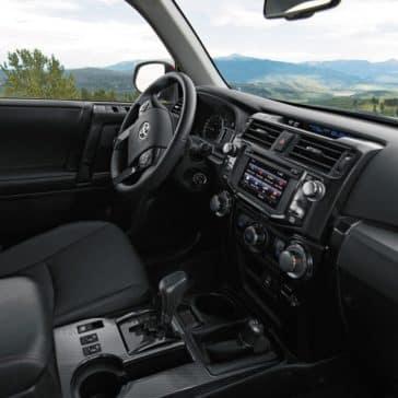 2018 Toyota 4Runner Cabin