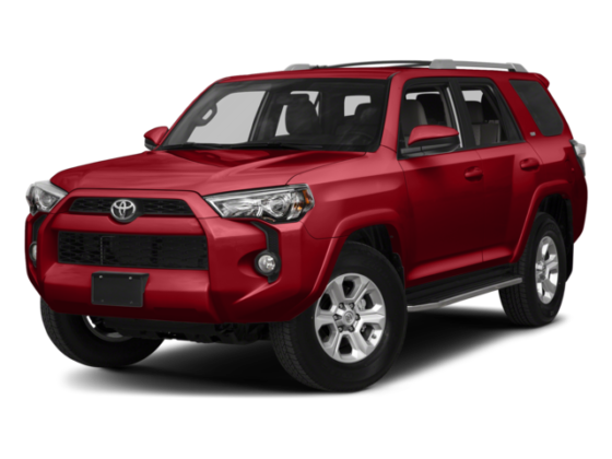 Toyota 4Runner Hero