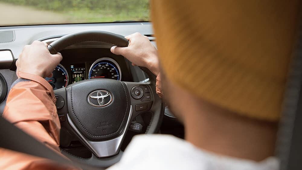 2018 Toyota RAV4 Driver