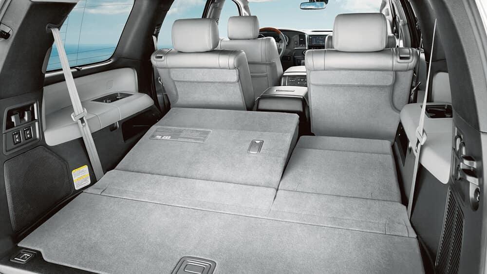 2018 Toyota Sequoia Space