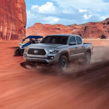 2018 Toyota Tacoma Powersports
