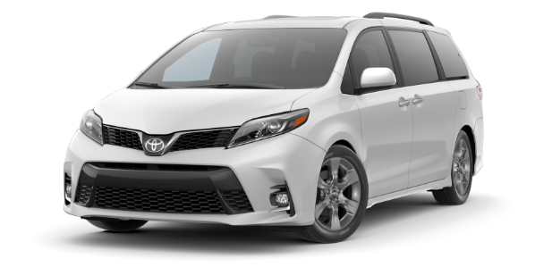 2018 toyota sienna xle vs 2018 toyota sienna se. Black Bedroom Furniture Sets. Home Design Ideas