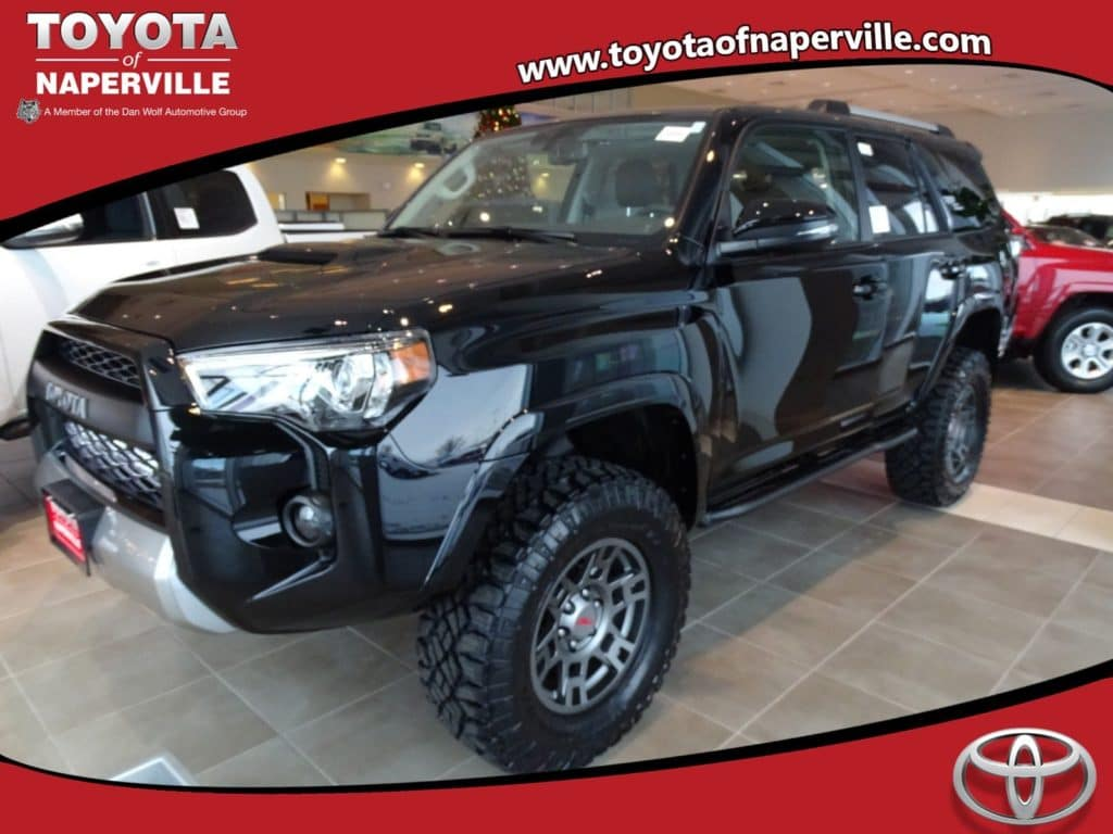 Toyota 4Runner Off Road >> New 2018 Toyota 4runner Trd Off Road Premium With Navigation 4wd