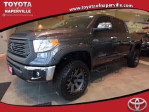 2017 Toyota Tundra Limited 4D CrewMax Toyota of Naperville