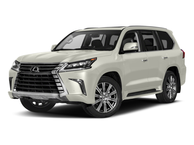 2018 Toyota Land Cruiser vs  2018 Lexus LX 570