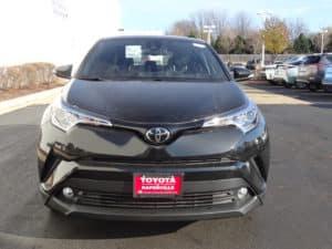 2018 Toyota C-HR XLE Premium 4D Sport Utility Front