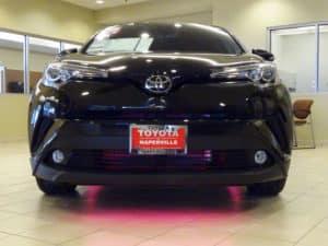 2018 Toyota C-HR XLE Premium 4D Sport Utility Pink Light