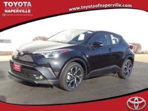 2018 Toyota C-HR XLE Premium 4D Sport Utility Toyota of Naperville