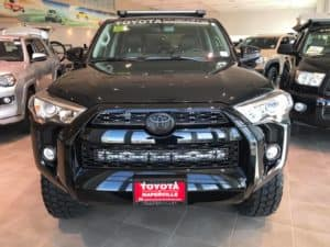Blacked Out 4Runner Custom Toyota of Naperville grill