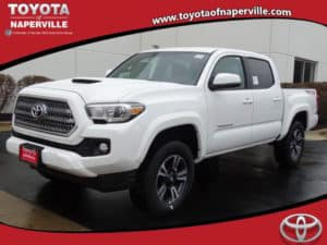 New 2017 Toyota Tacoma TRD Sport 4D Double Cab Toyota of Naperville