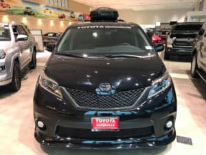 Swagger Wagon Toyota of Naperville Custom Toyota of Naperville front