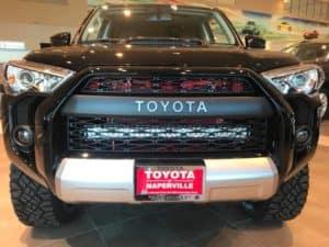Toyota 4Runner Custom Facebook Image Grill