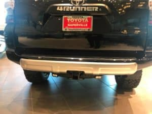 Toyota 4Runner Custom Facebook Image Rear
