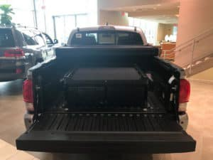 Toyota Custom Truck Toyota of Naperville bed 2