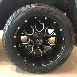 Toyota Custom Truck Toyota of Naperville tire