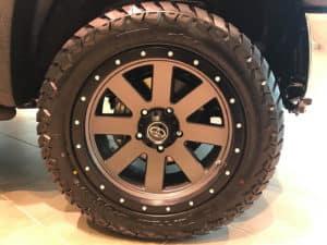 Toyota Tundra Custom Toyota of Naperville tire