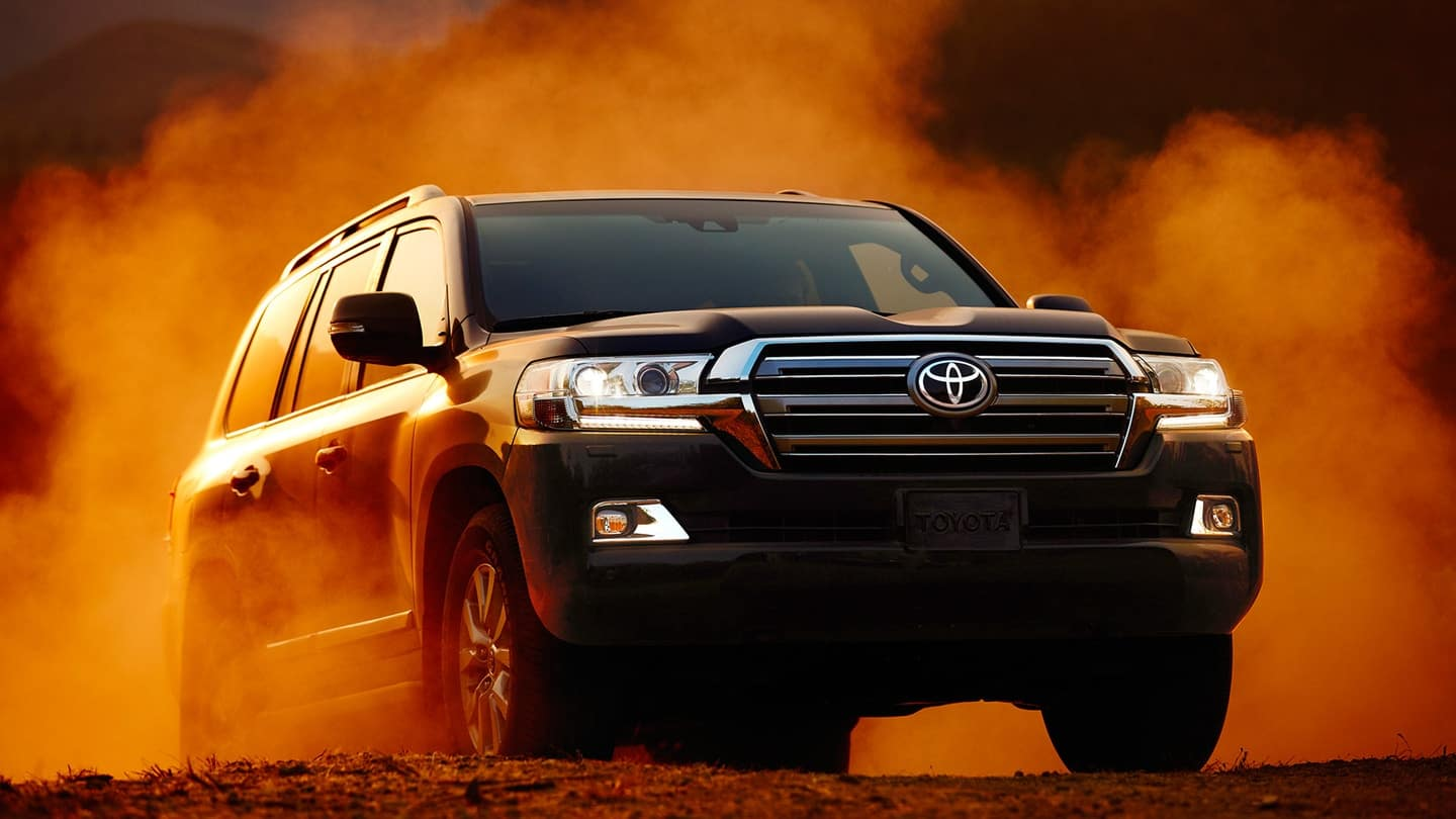 Toyota High Beams And Headlights Everything You Need To Know Tundra Fuel Filter Location 2018 Land Cruiser Exterior 1