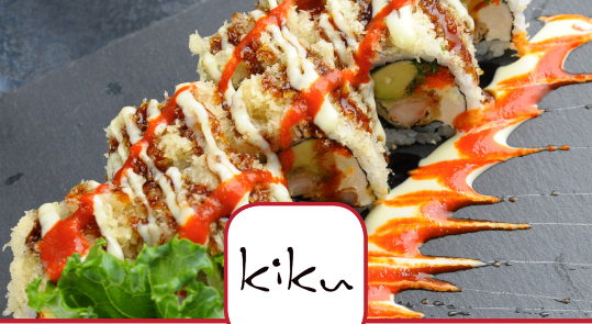 Kiku Steakhouse and Sushi