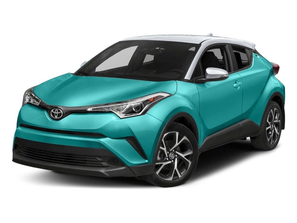 New 2018 Toyota CH-R