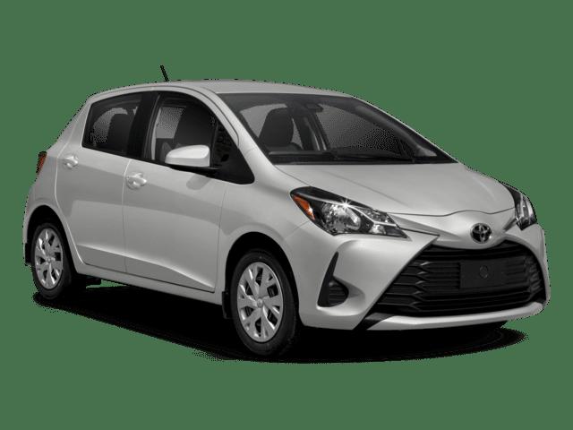2018 Toyota Yaris 5-Door L Auto (SE)