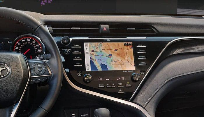 2019-Toyota-Camry-GPS