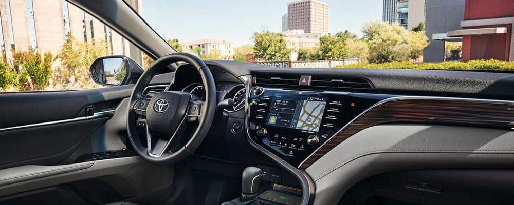 2019-Toyota-Camry-Interior