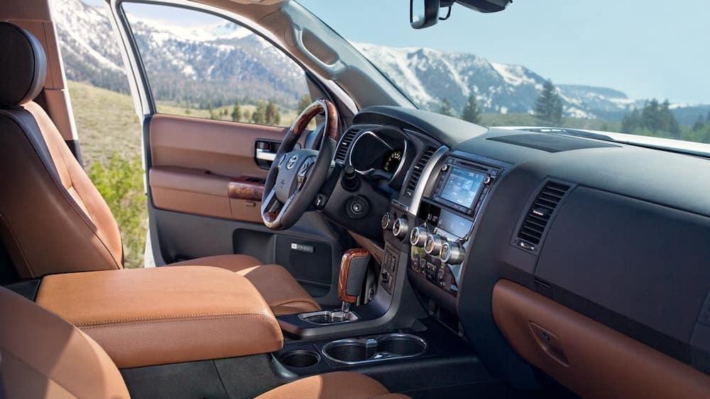2019 Toyota Sequoia Redesign And Price >> 2019 Toyota Sequoia Redesign Details New Toyota Sequoia Suv