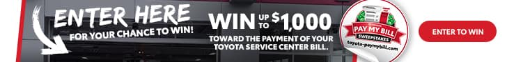 Toyota Pay My Bills