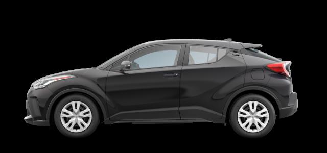 New 2021 Toyota CH-R