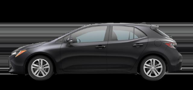 New 2021 Toyota Corolla Hatchback