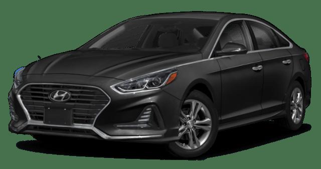 Black 2020 Hyundai Sonata Thumbnail