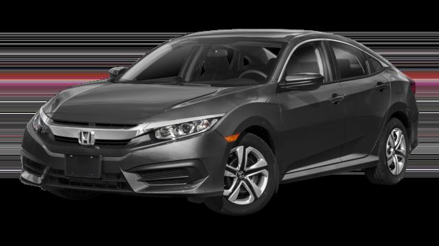 Black 2020 Honda Civic thumbnail