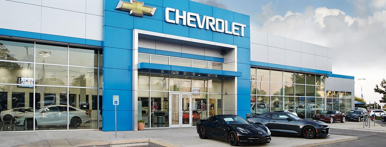 Northside Chevrolet Chevy Dealership In San Antonio