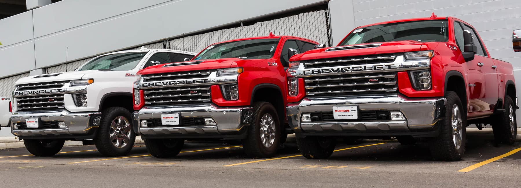 New Silverado Financing in San Antonio