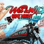 Wet & Wild Bike Night