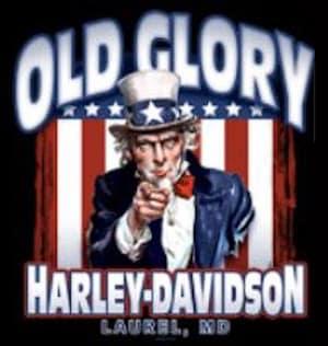 Old Glory Custom Dealer Merch