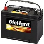 Die hard battery picture