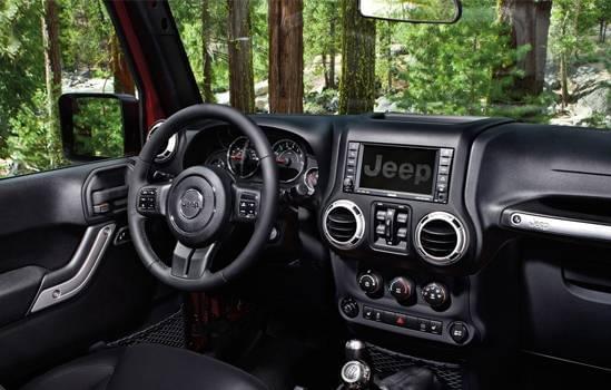 wrangler unlimited interior 2