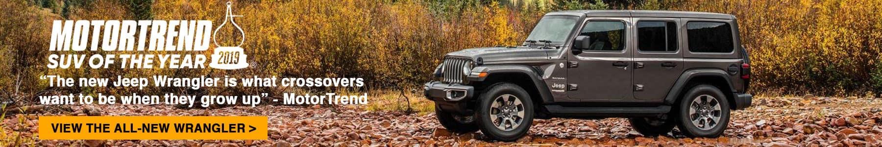 Jeep Wrangler Motortrend 2019